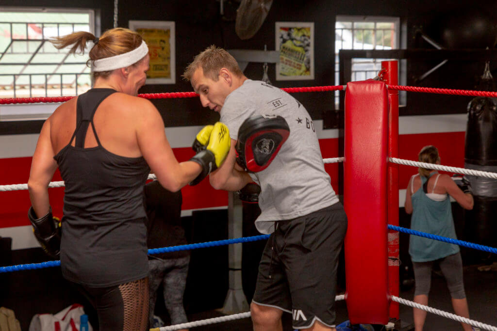 Ringside Boxing – OLD SCHOOL BOXING | NEW SCHOOL TRAINING